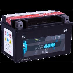 AGM YTX7A-BS