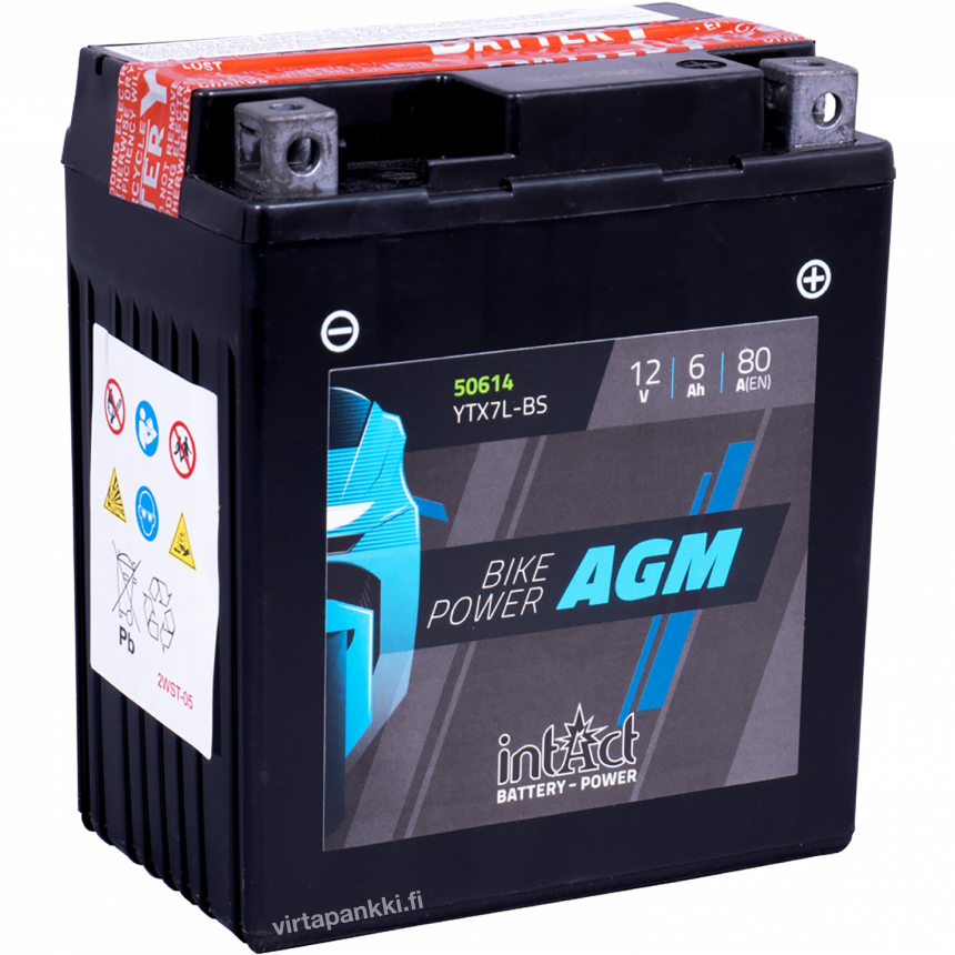 AGM YTX7L-BS