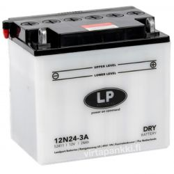 LP battery w acidpck 12N24-3A
