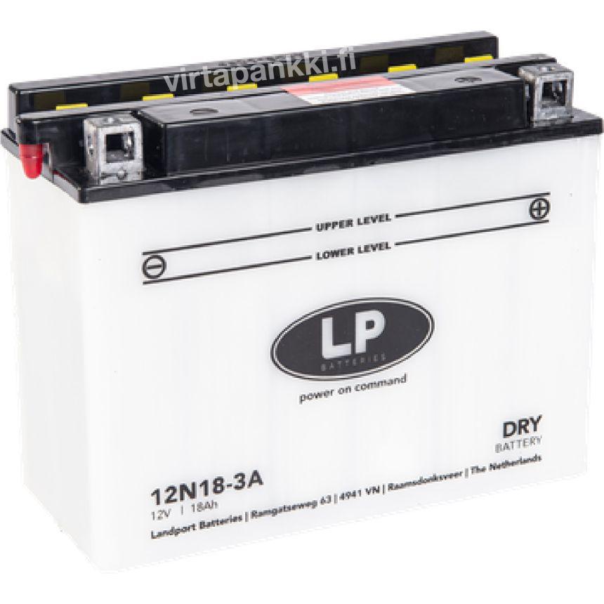 LP battery 12N18-3A