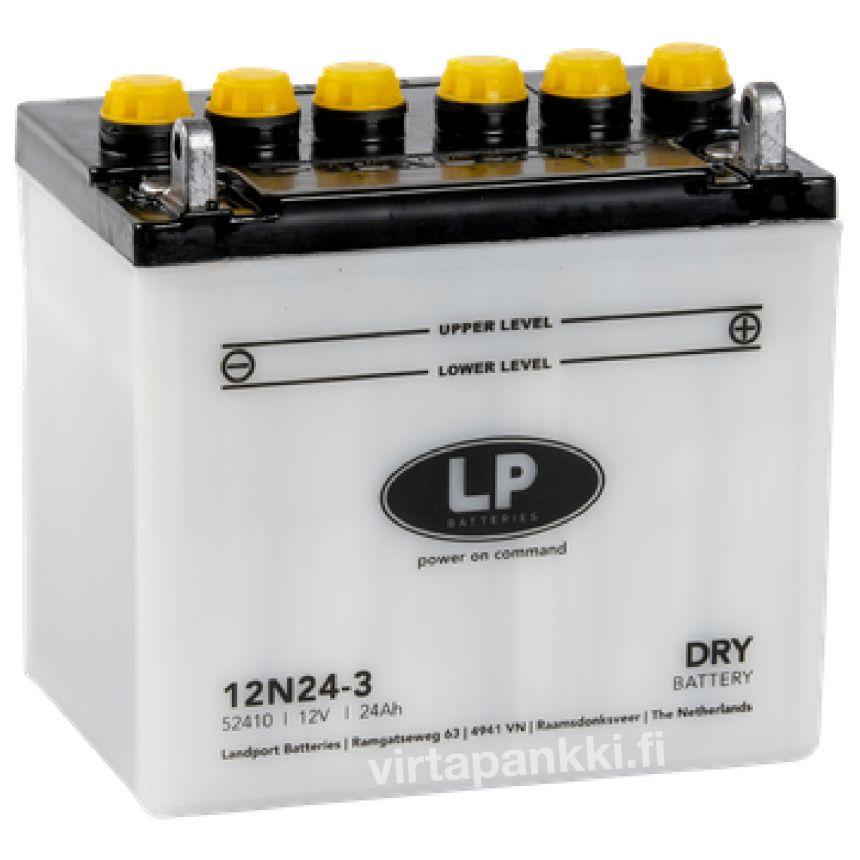 LP battery 12N24-3