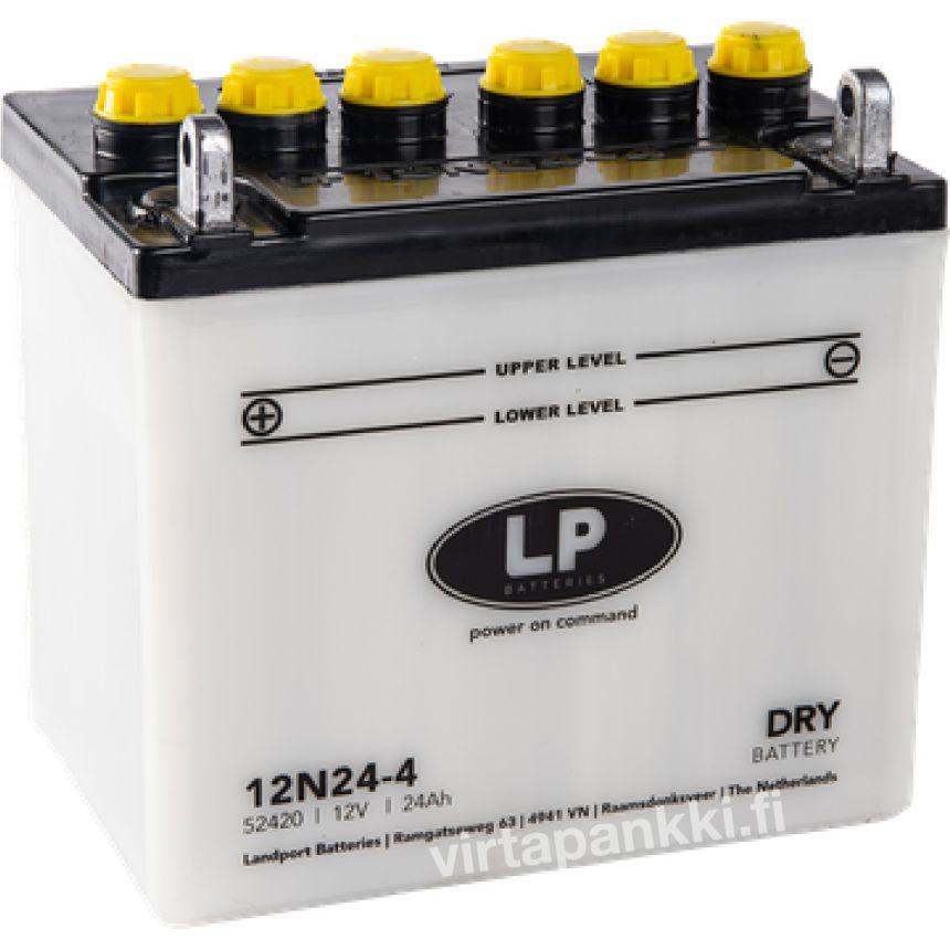 LP battery 12N24-4