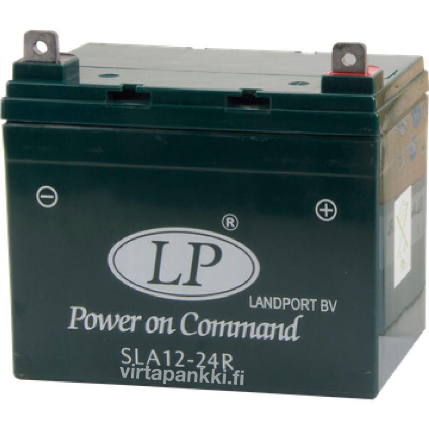 LP battery 12V/24Ah SLA