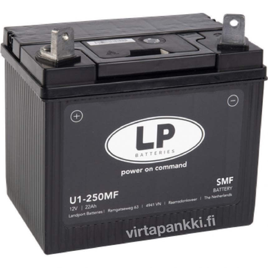 LP battery U1-250 Ca/Ca MF SLA