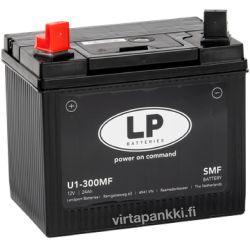 LP battery U1-300 Ca/Ca MF SLA
