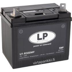 LP battery U1-R300 Ca/Ca MF SLA