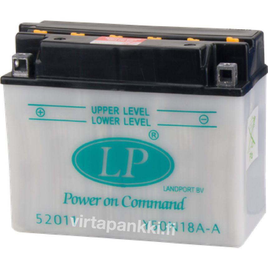 LP battery Y50-N18A-A
