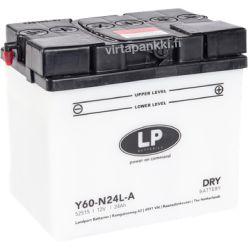 LP battery Y60-N24L-A