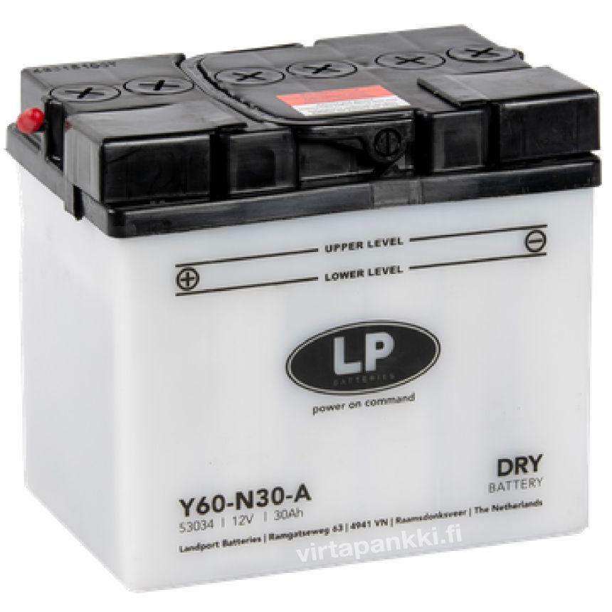 LP battery Y60-N30-A (B68-12)