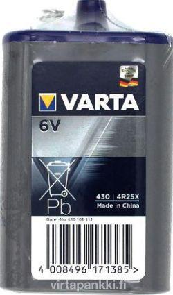 430 4R25 X 6V 7,5Ah