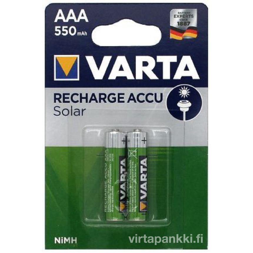 56733 Solar Ready2Use AAA 550mAh