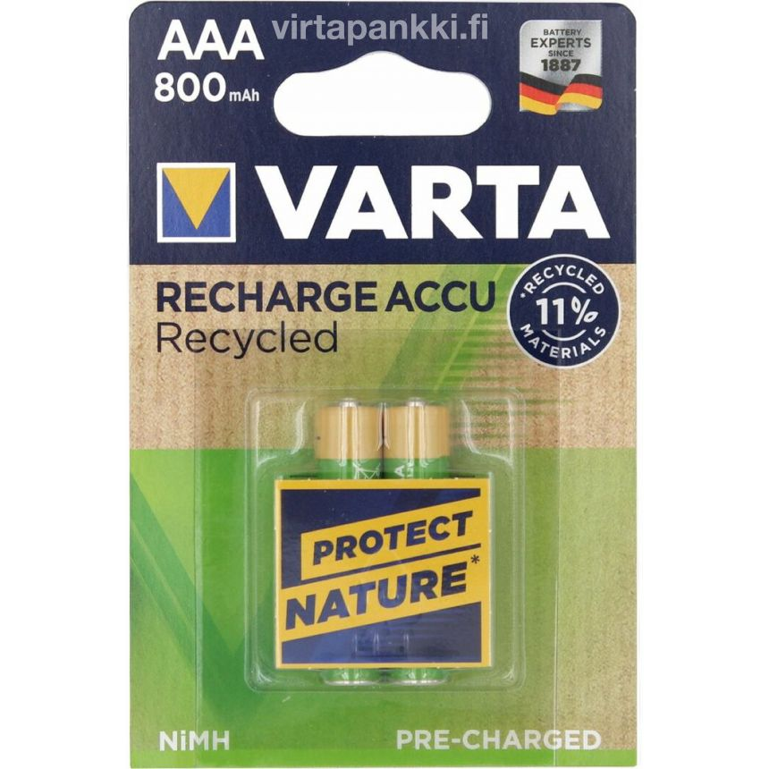 56813 Recycled AAA 800mAh