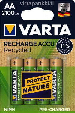 56816 Recycled AA 2100mAh BL4
