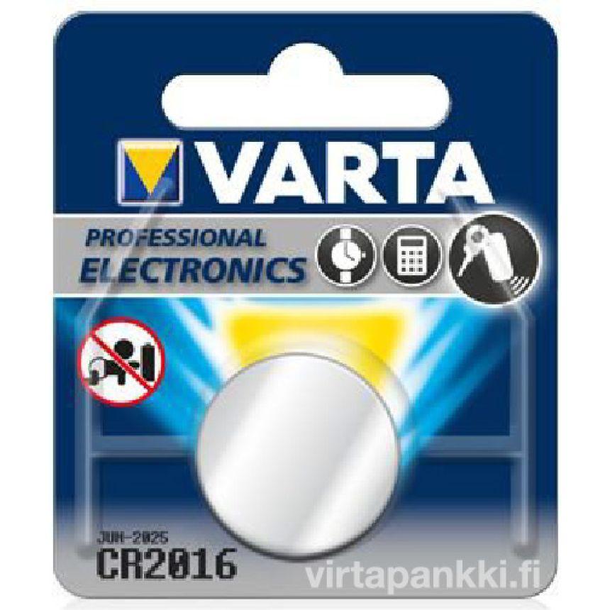 Lithium 6016 CR2016