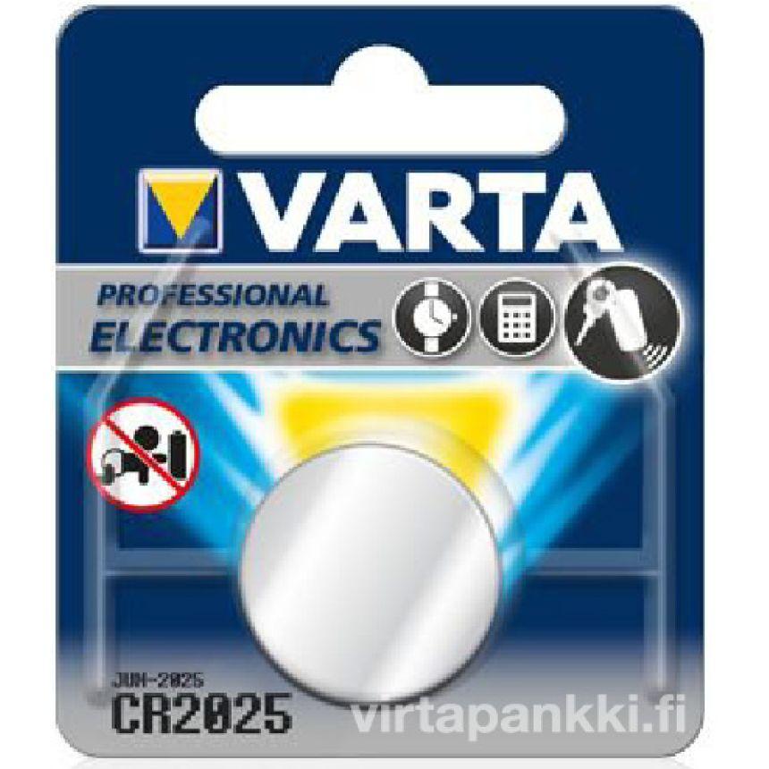 Lithium 6025 CR2025