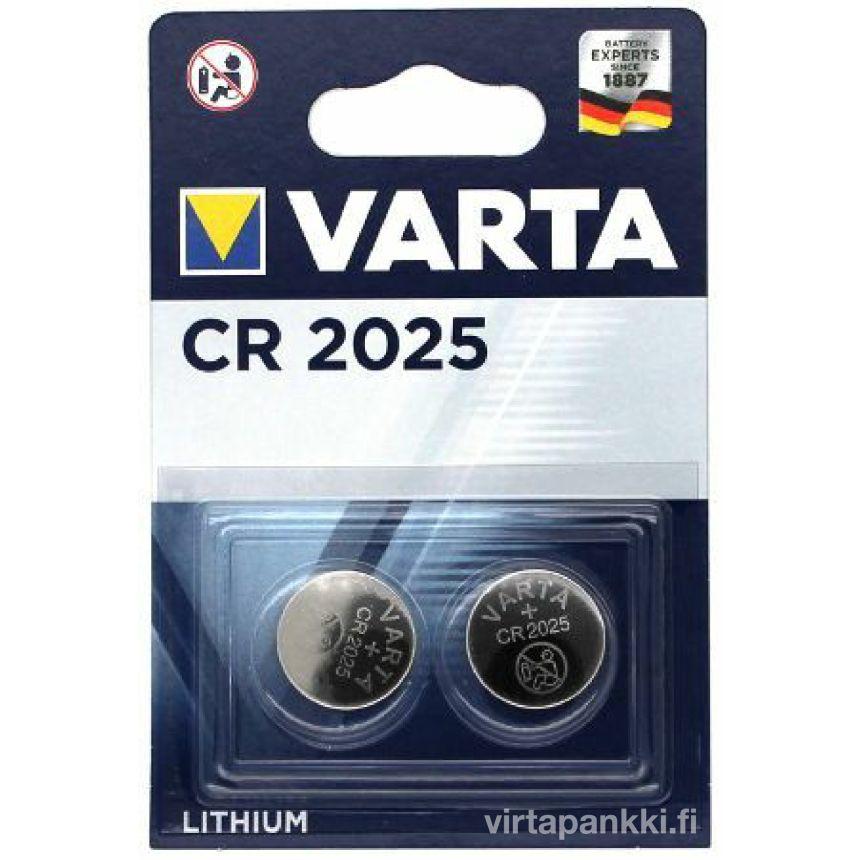 Lithium 6025 CR2025 BL2