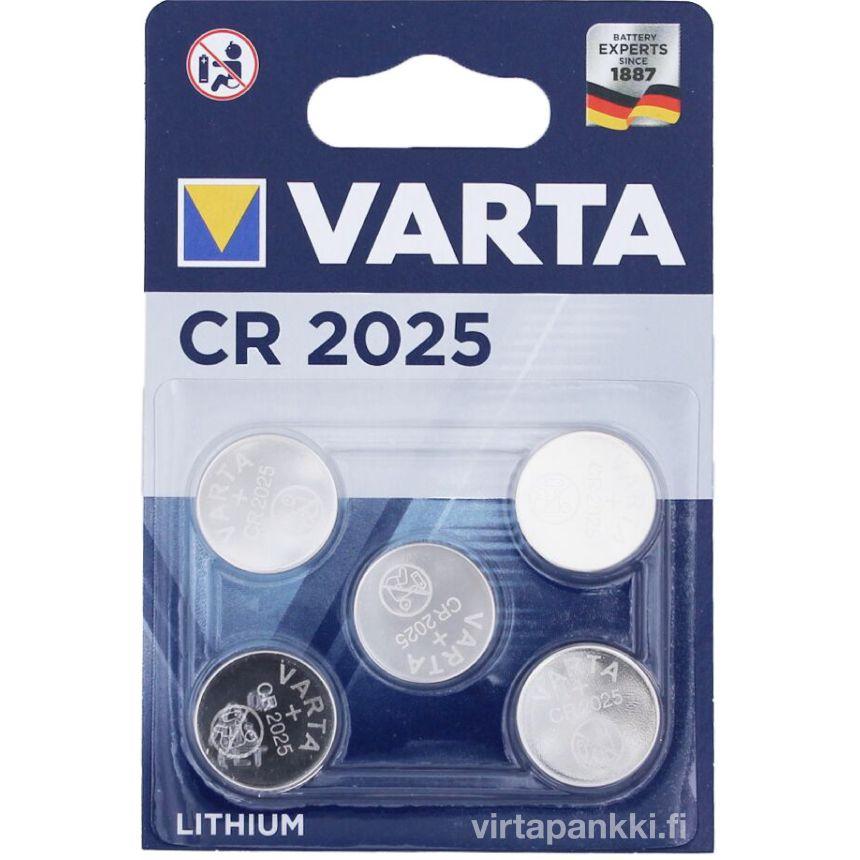 Lithium 6025 CR2025 BL5