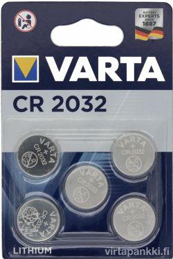 Lithium 6032 CR2032 BL5
