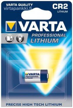 Lithium 6206 CR2