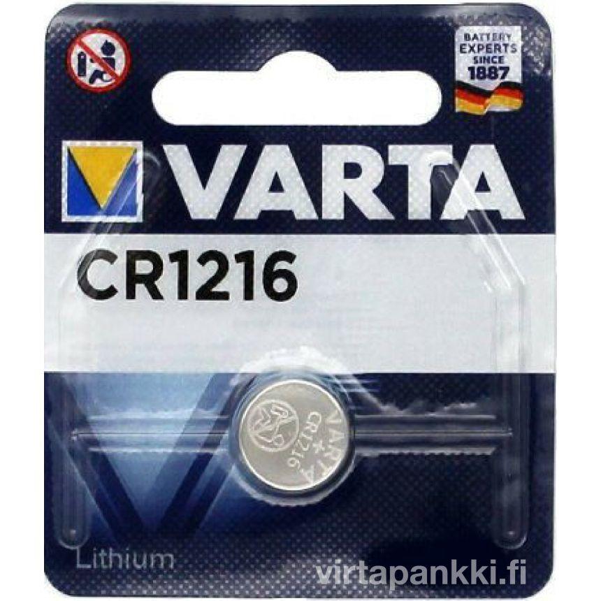 Lithium 6216 CR1216
