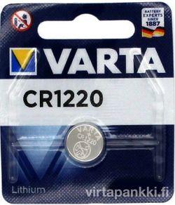 Lithium 6220 CR1220