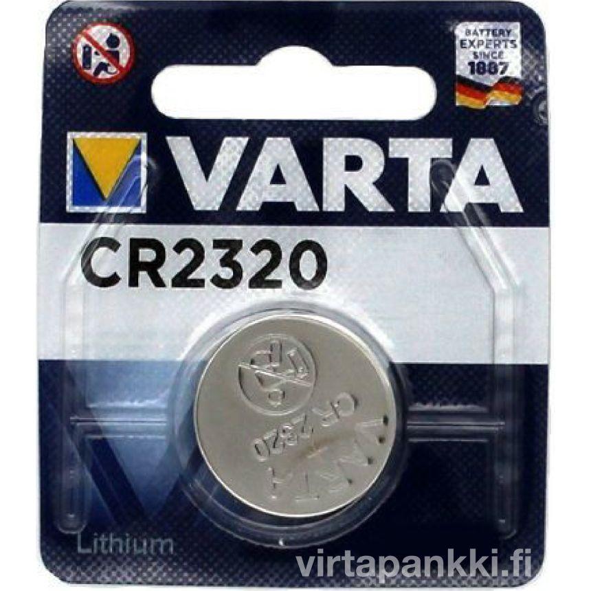 Lithium 6320 CR2320