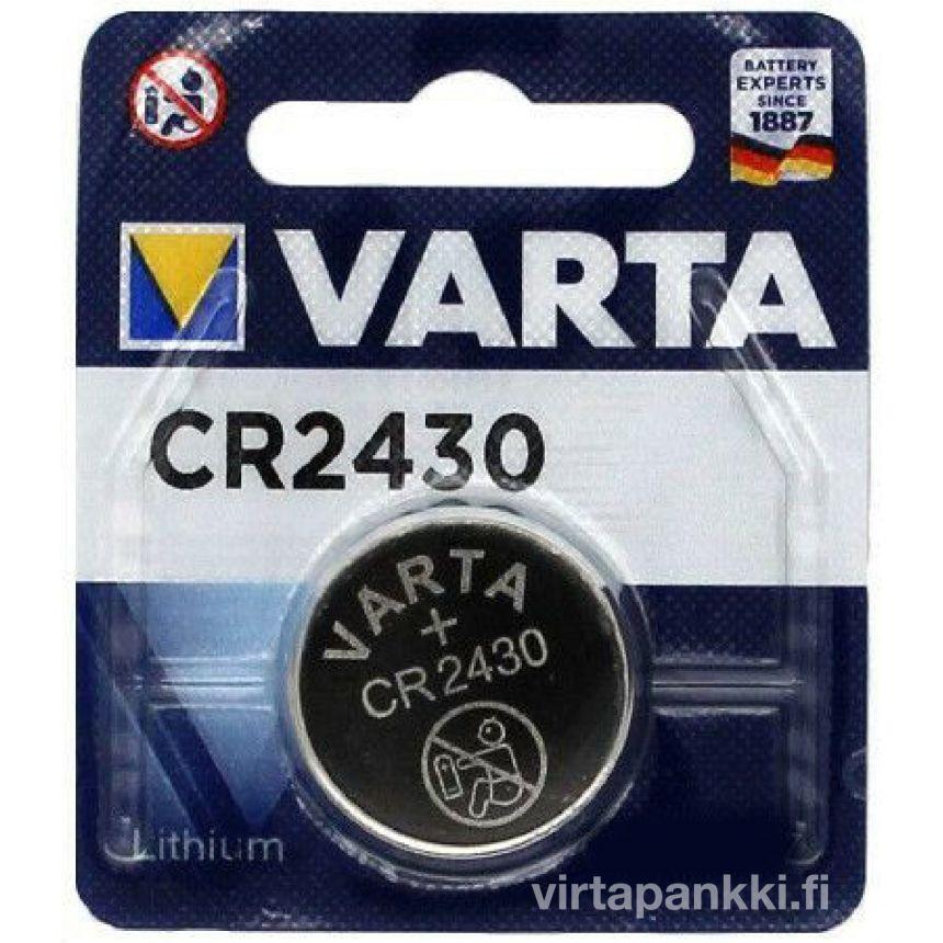 Lithium 6430 CR2430