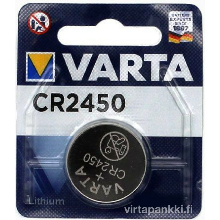 Lithium 6450 CR2450