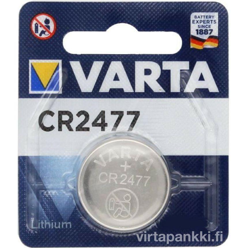Lithium 6477 CR2477