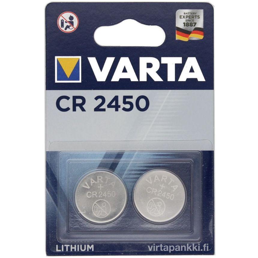 Lithium 6540 CR2450