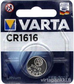 Lithium 6616 CR1616