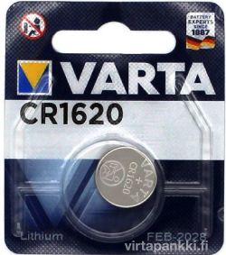 Lithium 6620 CR1620