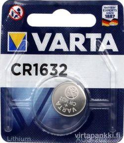 Lithium 6632 CR1632